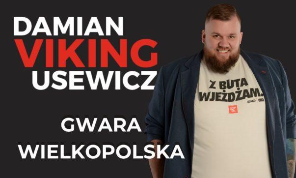 Damian Viking Usewicz - Gwara Wielkopolska