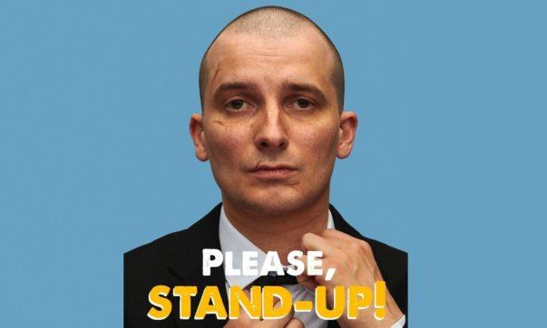 Jasiek Borkowski - Występ z trasy Please Stand-up