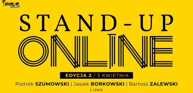 Stand-up Online - edycja 2