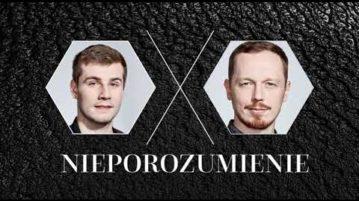 Antoni Syrek-Dąbrowski w Nieporozumienie vol. 33