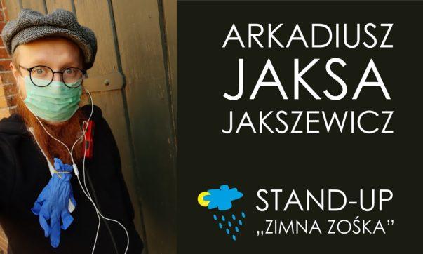 Arkadiusz Jaksa Jakszewicz - Zimna Zośka