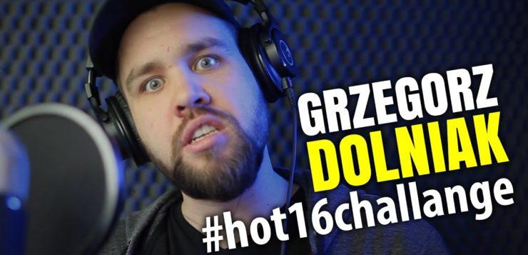 Grzegorz Dolniak #hot16challenge