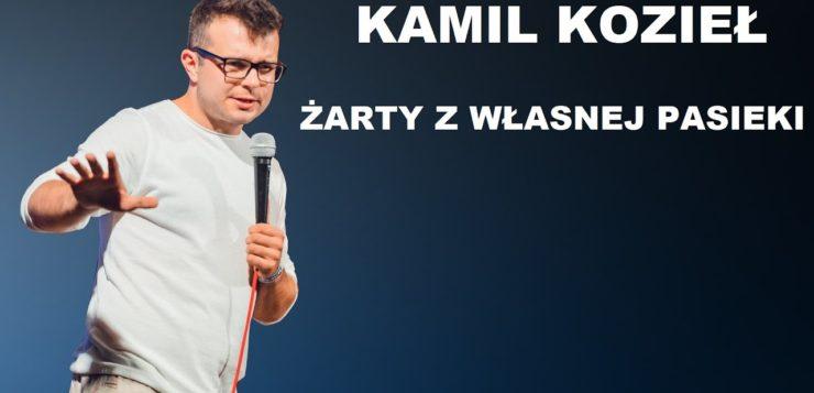 Kamil Kozieł - Żarty z Własnej Pasieki