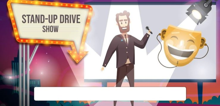 Stand-up Drive Show