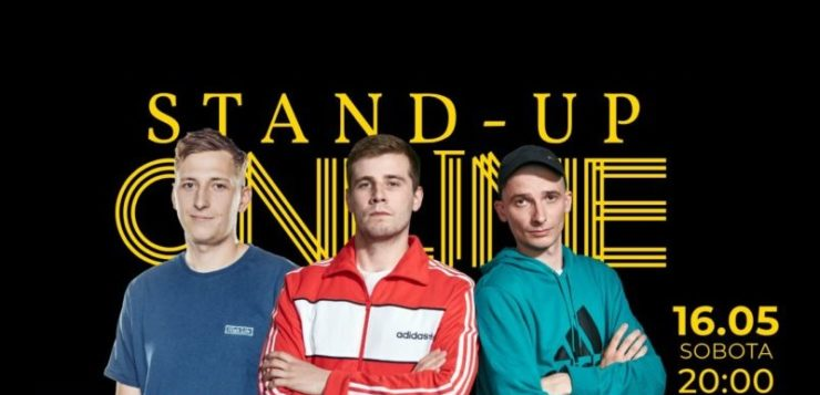 Stand-up Online 6