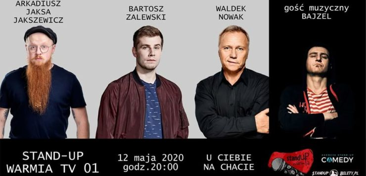 Stand-up Warmia TV