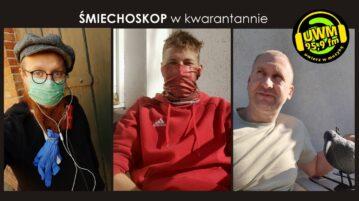 Śmiechoskop - Piotrek Szumowski i Wojtek Fiedorczuk