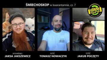 Śmiechoskop - Tomek Nowaczyk i Jakub Poczęty