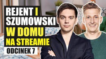 Rejent i Szumowski w domu na streamie - 007
