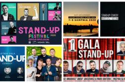 7 największych wydarzeń stand-upowych w lato 2020