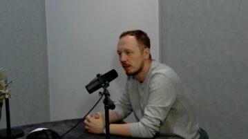 Antoni Syrek-Dąbrowski w Radio Kampus