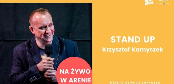 Krzysztof Kamyszek stand-up