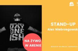 Alex Niebrzegowski - Arena Gliwice