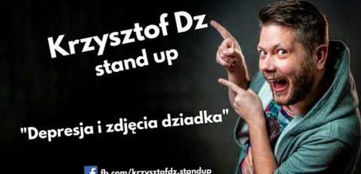 Krzysztof Dz - Depresja i zdjęcie dziadka