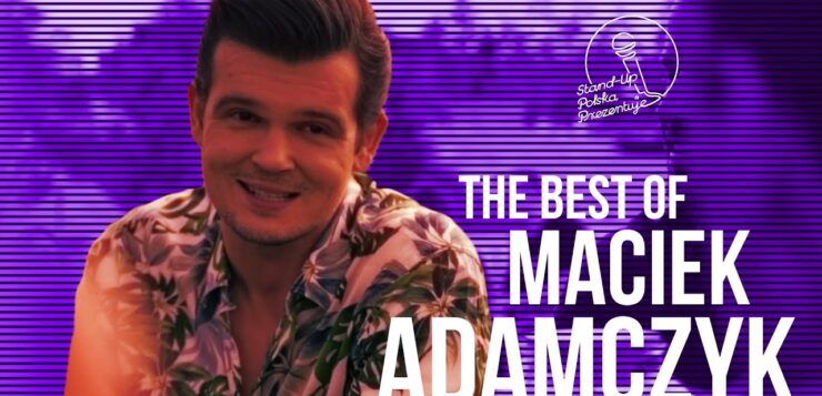 Maciek Adamczyk - The Best Of