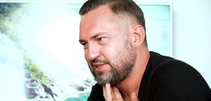 Marcin Prokop jako stand-uper