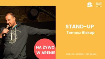 Tomasz Biskup - Arena Gliwice