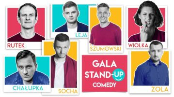 Gala Stand-up Comedy 2021