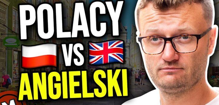 Kacper Ruciński Polacy vs Angielski