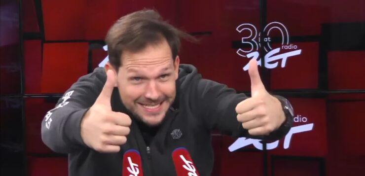 Rafał Pacześ Radio Zet