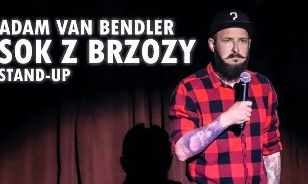 Adam Van Bendler - Sok z Brzozy