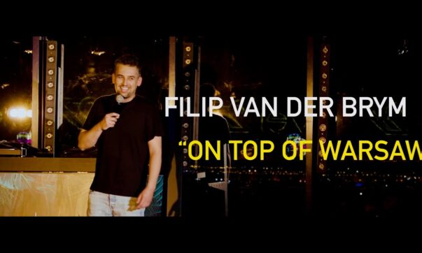 Filip Van Der Brym - On Top Of Warsaw