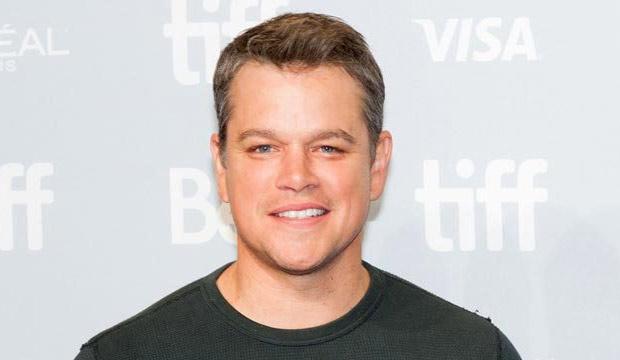 """Image for """"Chłopie, wyglądasz jak gruby Matt Damon"""". O kim to komentarz?"""