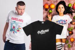 Nowe koszulki dla fanów stand-upu
