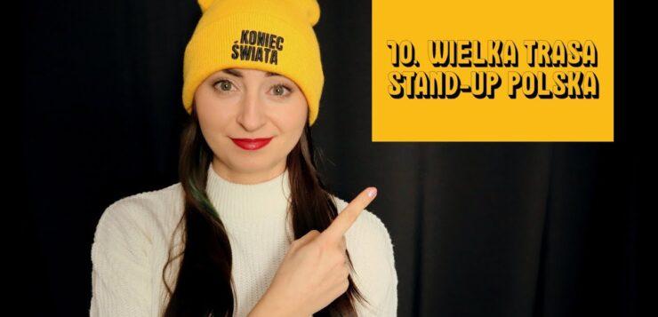 Stand-up Hunter - Wielka Trasa Stand-up Polska
