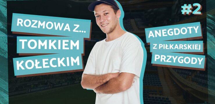 Tomek Kołecki - Z piłką na my