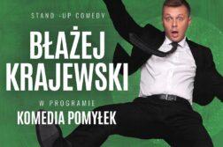 Błażej Krajewski - Komedia Pomyłek