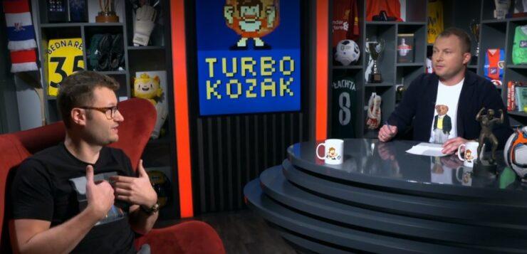 Kacper Ruciński w Turbokozak Extra
