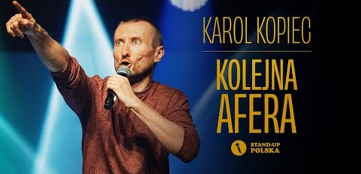 Karol Kopiec - Kolejna Afera
