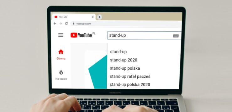 Najpopularniejsze stand-upy na YouTube 2020