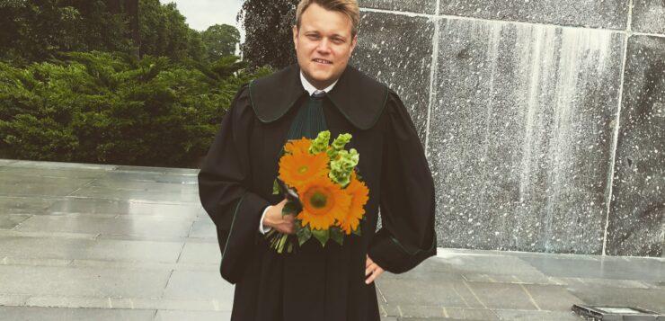 Adwokat Michał Kutek