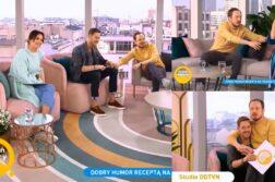 Antoni Syrek-Dąbrowski Show w Dzień Dobry TVN