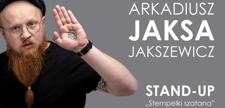 Arkadiusz Jaksa Jakszewicz - Stempelki Szatana