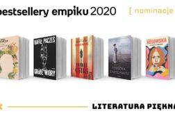Empik bestsellery 2020