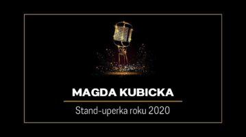 Stand-uperka roku 2020