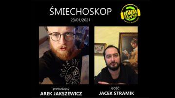 Jacek Stramik smiechoskop