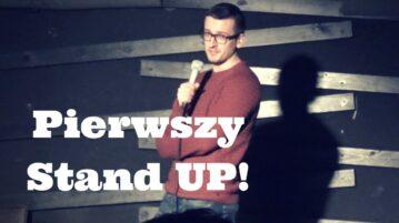 Pierwszy stand-up