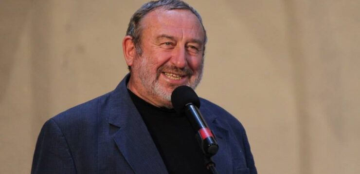 Tadeusz Drozda - Dinozaur Stand-upu