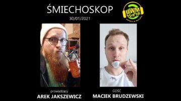 Maciej Brudzewski śmiechoskop