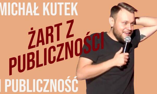 Michał Kutek - Żart z publiczności