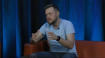 Michał Kutek u Wojciecha Herry