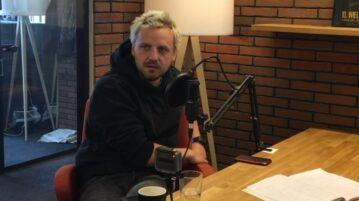 Paweł Domagała w Antoni Syrek-Dąbrowski podcast