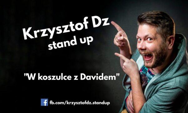 Krzysztof Dz - W koszulce z Davidem