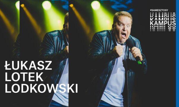 Łukasz Lotek Lodkowski w Radio Kampus