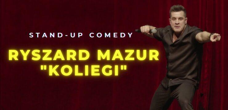 Ryszard Mazur - Koliegi