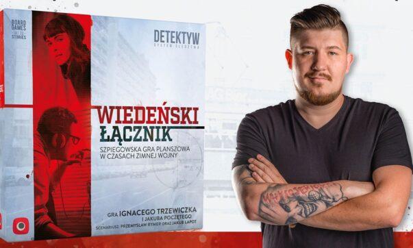 Jakub Poczęty - Wiedeński Łącznik